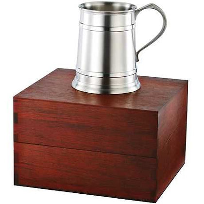 STRAIGHT SIDED TANKARD IN GIFT BOX-12148G_