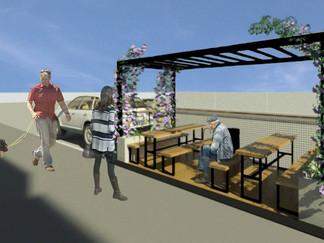 Projeto Parklet Komah