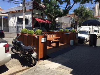 Parklet Bartô