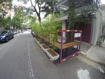 Parklet Mauli