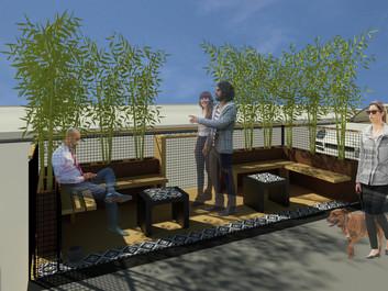 Projeto Parklet Cubita