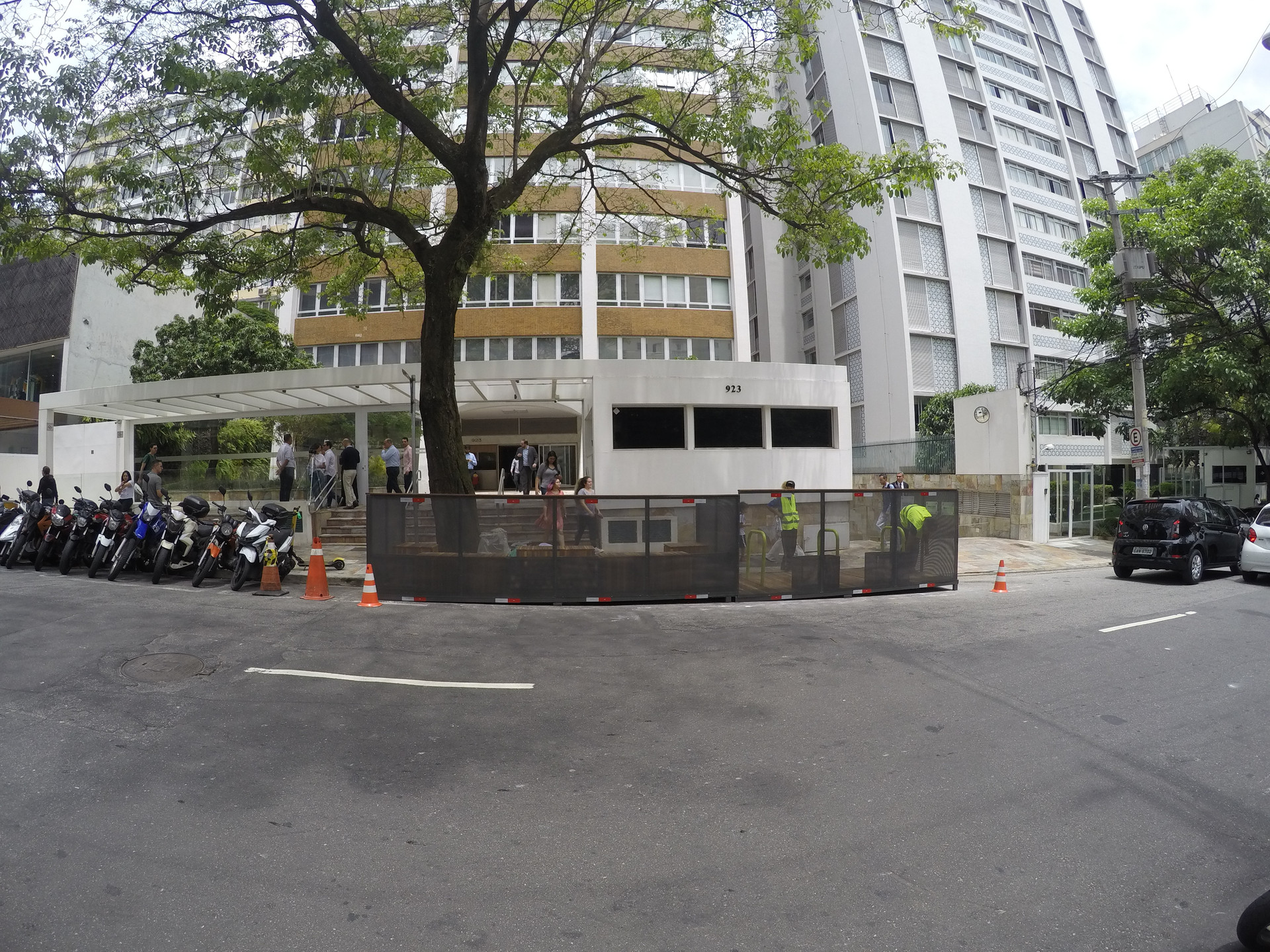 Parklet Condomínio Padre João Manoel
