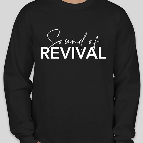 Sound of Revival Long Sleeve Shirt