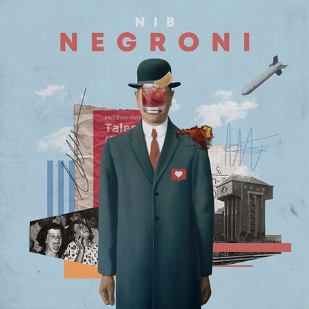 (NIB  Band - Negroni) Official single cover