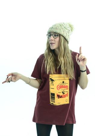 T-shirt Colman's Bastard
