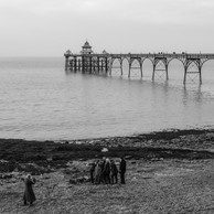 Clevedon, january 2019