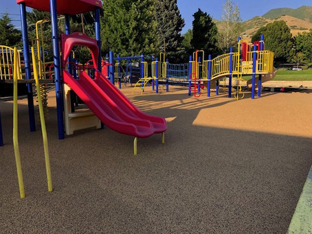 Salt Lake City Elementary School Creates New Playground