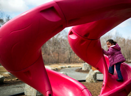 'Risky' Playgrounds Are Making a Comeback