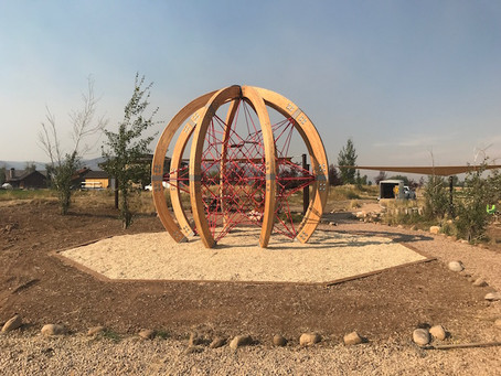 This Utah Residential Playground Is True To The Environment
