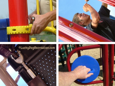 Two Ways to Approach Playground Maintenance