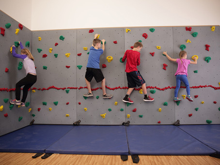 Ten Great Reasons for Building a Climbing Wall at Your Facility