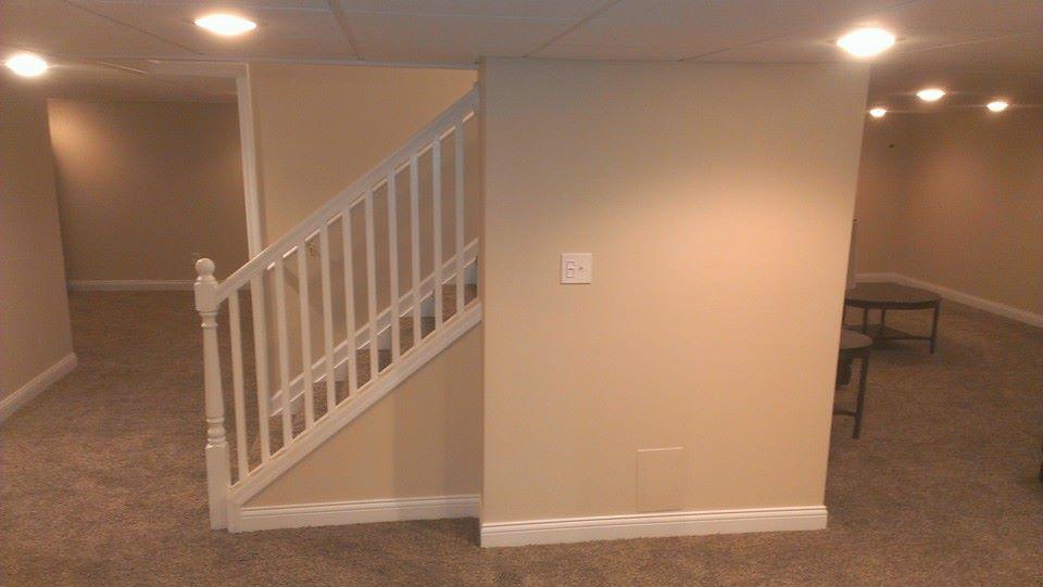 basement remodel canton