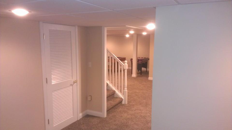 basement remodel trenton
