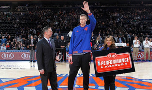 Kristaps Porzingis Named January Eastern Conference Rookie of the Month
