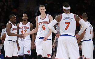 NYK 105, DET 111: Knicks Comeback Falls Short