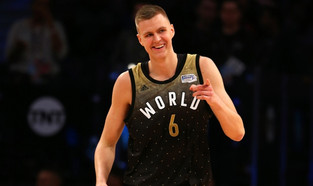 Porzingis Shines In Rising Stars Game With 30 Points