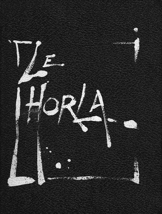 Le Horla, © Guillaume Sorel, d'après Guy de Maupassant © Éditions Rue de Sèvres