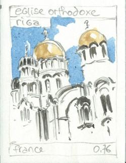 Timbre église orthodoxe