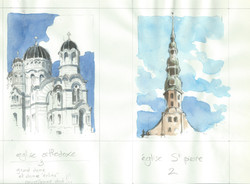 Église orthodoxe et St Pierre
