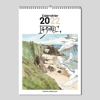 Calendrier 2022 Le Kérou