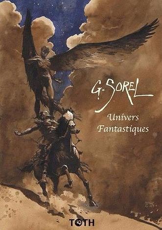 Guillaume Sorel Univers Fantastiques