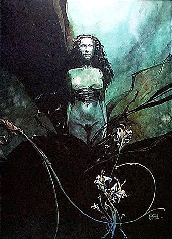 Guillaume Sorel Poster Justine Sade
