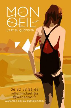 MON OEIL - L'ART AU QUOTIDIEN