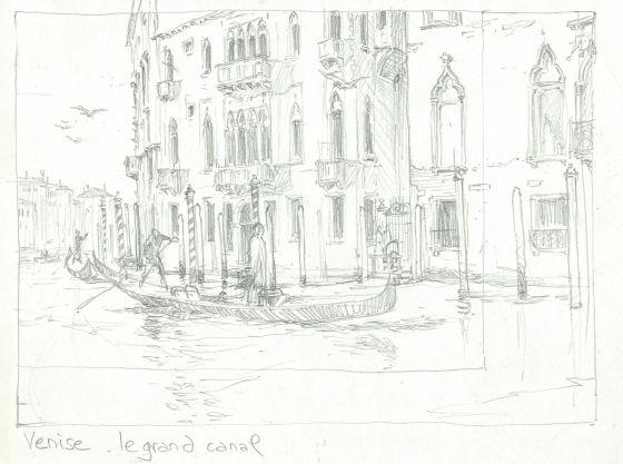 Le gand canal