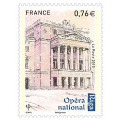 timbre Opéra fini