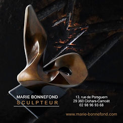 Marie Bonnefond - Sculpteur