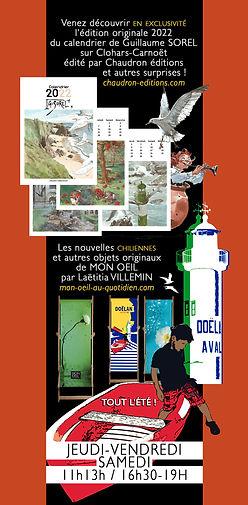 Chaudron éditions - MON OEIL