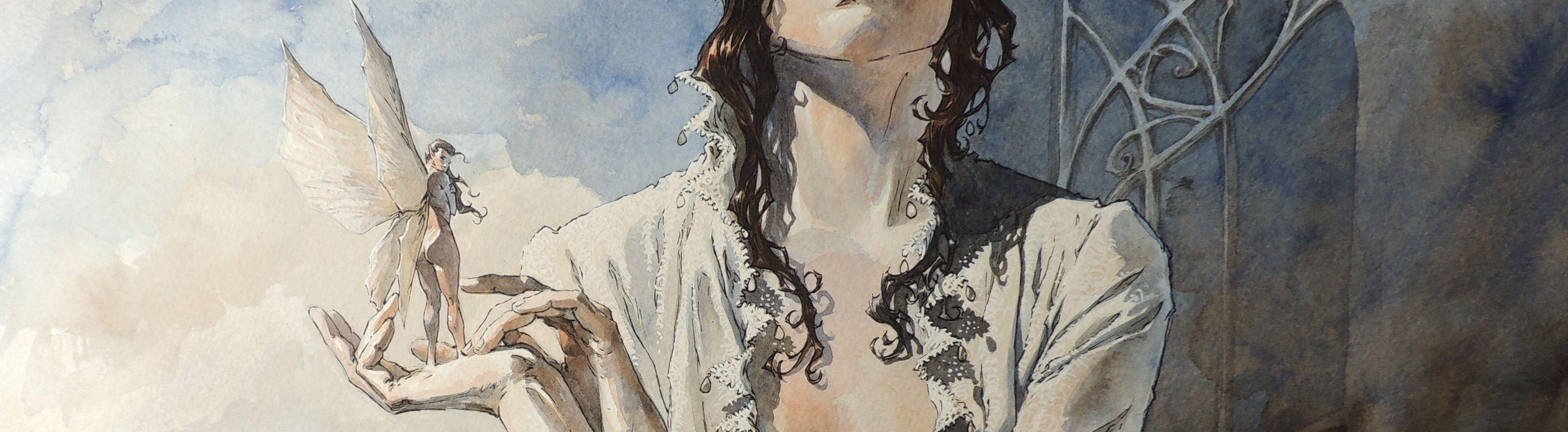 La reine Mab © Guillaume Sorel