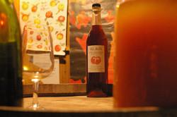 Des bouteilles à l'amère