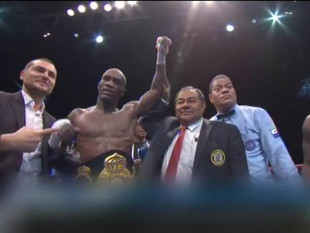 Michel Soro conserve sa ceinture de champion intercontinental WBA