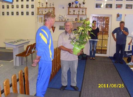 Vereinsjahr 2011   80 Jahrfeier Thonberger SC
