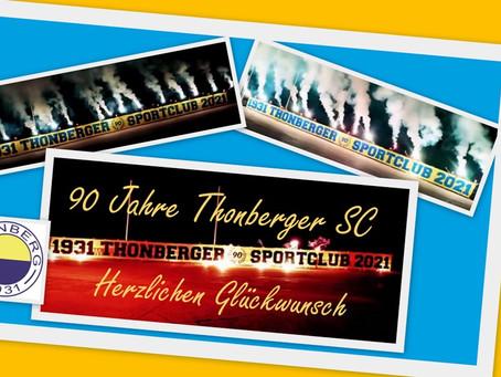 Jubiläumsfeier vom 10. - 12. September 2021 im Sportzentrum