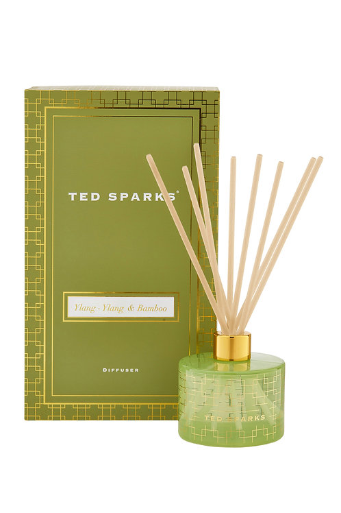 TED SPARKS - Diffuser - Ylang-Ylang & Bamboo