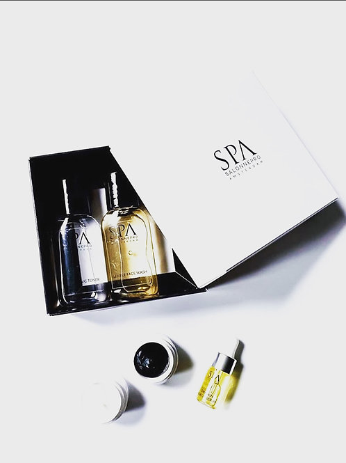 stay home facial kit
