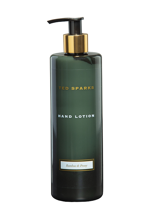 TED SPARKS - Hand Lotion - Bamboo & Peony