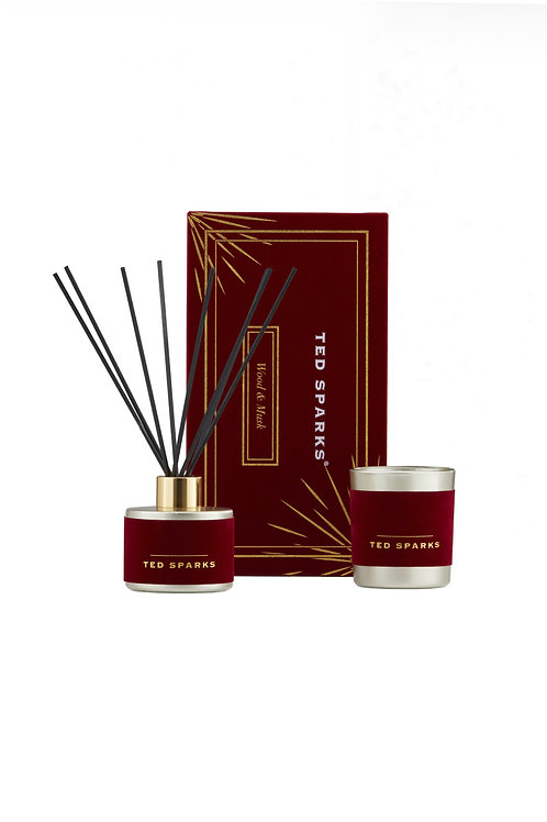 Ted Sparks Wood & Musk Gift Set