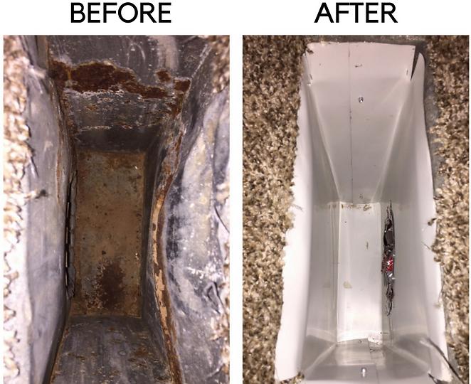 Duct Boot Repair Oklahoma City