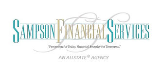 Logo Sampson Financial An Allstate Agenc