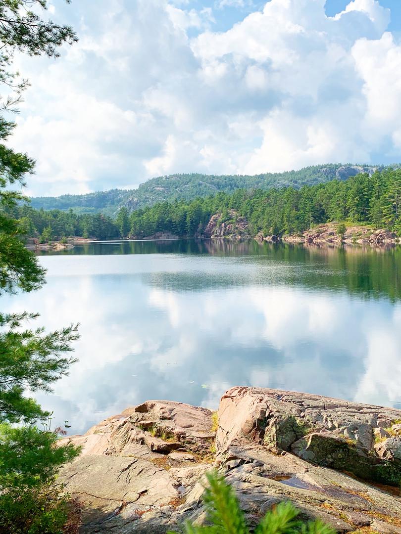 A.Y. Jackson Lake, Killarney Provincial Park