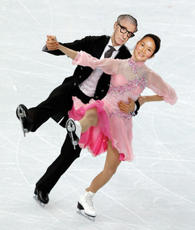Woody Allen to Regale Film Festival Patrons with Ice Dancing Performance