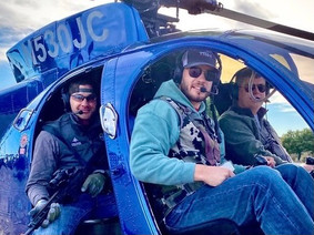 Blaine County Approves Shooting of Wolf Hunters From Helicopters