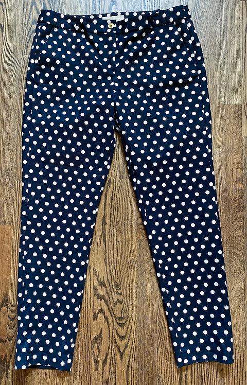 Michael Kors Polka Dot Pants - Size 10