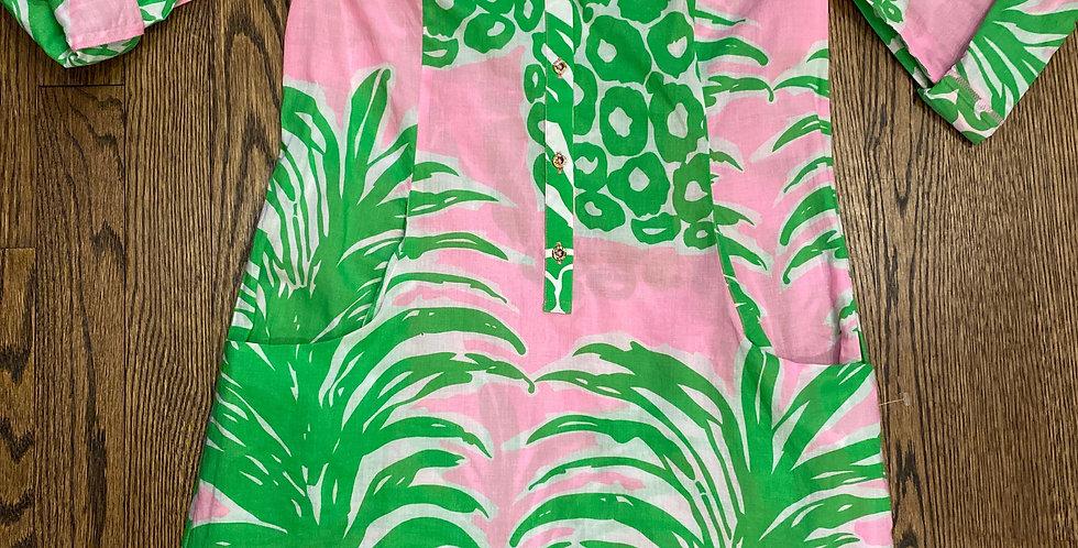 Lilly Pulitzer Sanabel Tunic Dress - Size XS