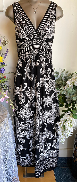 Angie Maxi Dress - Size S