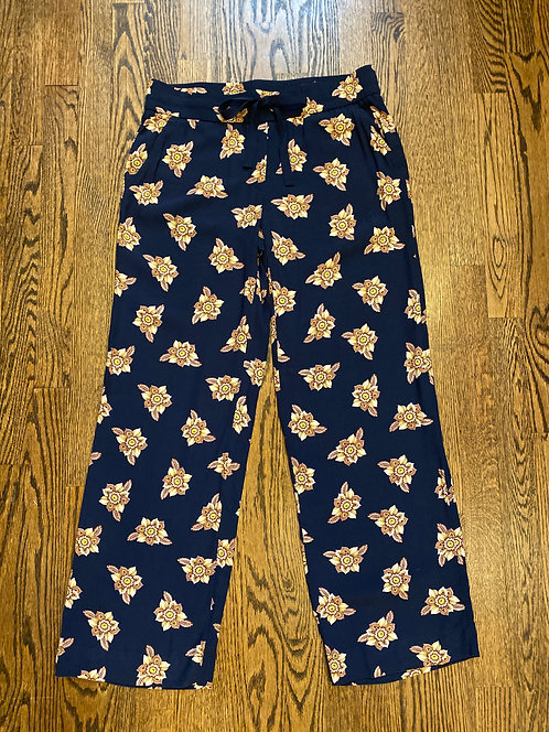 Ann Taylor Loft Flower Lounge Pants - Size S