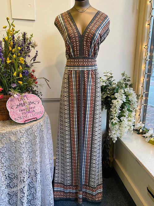 Max Studio Maxi Dress - Size L